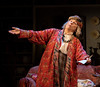 Blithe Spirit. Play performed at the Harold Pinter Theatre, London, UK