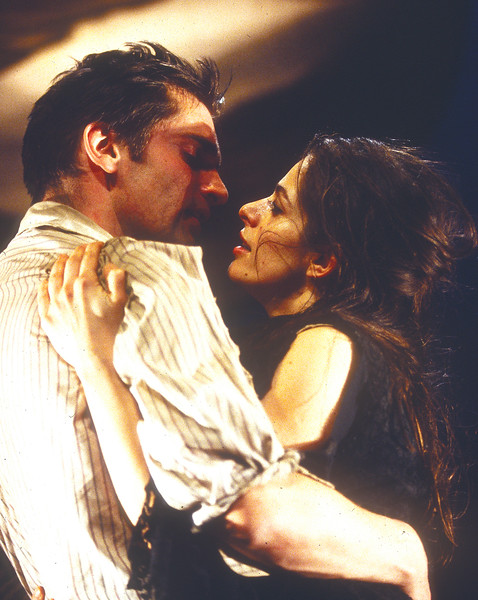 'Blood Wedding' Play performed at the Lyric Theatre Hammersmith, London, UK 1993