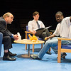 'Blue/Orange' Play by Joe Penhall performed at the Young Vic Theatre, London, UK