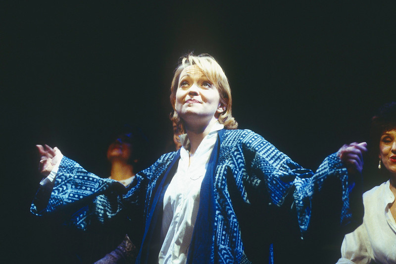 'The Break of Day' Play performed at the Royal Court Theatre, London, UK 1995