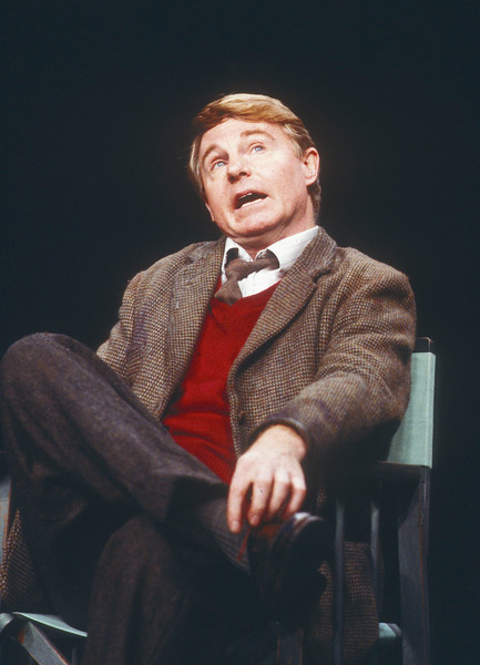 'Breaking the Code' Play performed at the Theatre Royal Haymarket, London, UK 1986