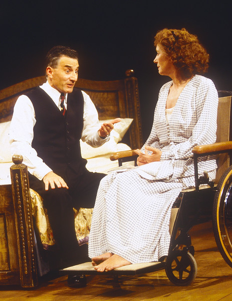 'Broken Glass' Play performed in the Lyttelton Theatre, National Theatre, London, UK 1994