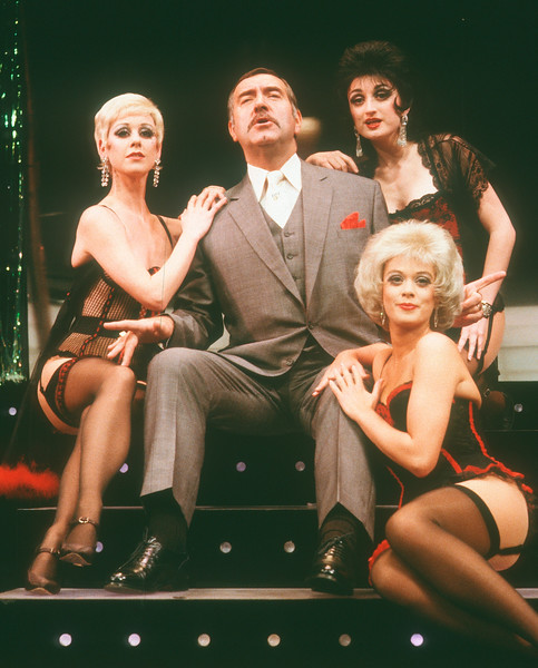 'Budgie' Musical performed in the Cambridge Theatre, London, UK, 1988