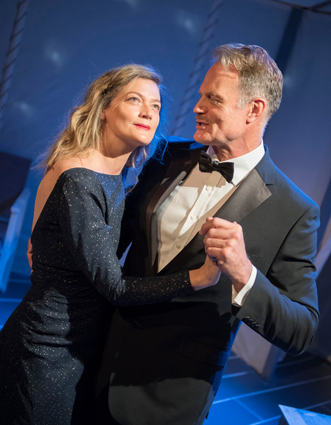 'But It Still Goes On' Play performed at the Finborough Theatre, London, UK