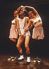 'Carousel' Musical performed at the Donmar Theatre, London, UK 1993