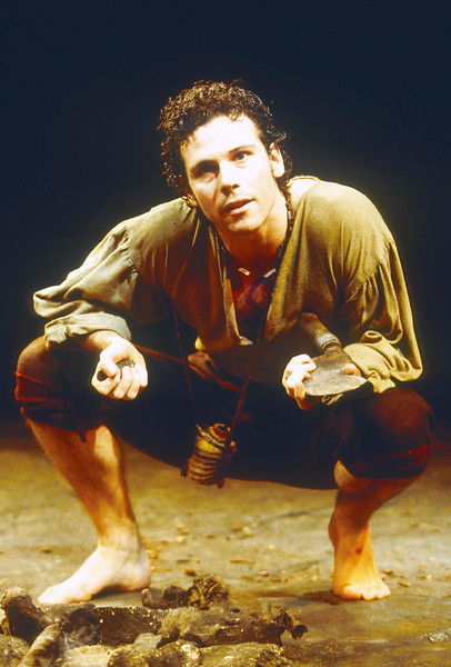 'Cain' Play perfomed by the Royal Shakespeare Company, UK 1995