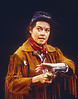 'Calamity Jane' Musical performed at Sadler's Wells Theatre, London, UK 1996