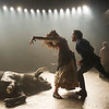 'Carmen Disruption' Play performed at the Almeida Theatre, London. UK