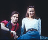 'Carousel' Musical performed at the Shaftsbury Theatre, London, UK 1993