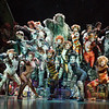 'Cats' Musical performed at the London Palladium, UK