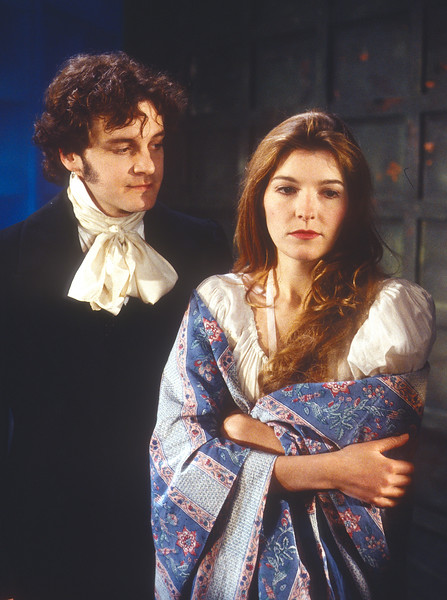 'Chatsky' Play performed at the Almeida Theatre, London, UK 1993