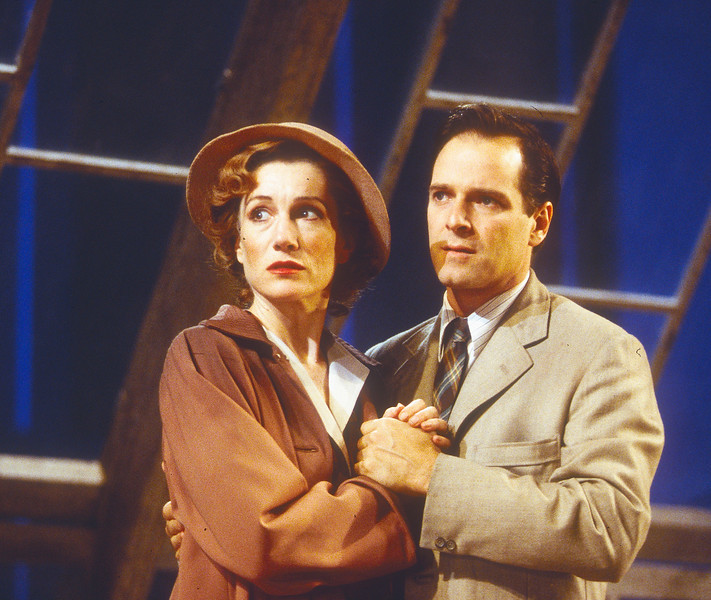 'Children's Hour' Play performed in the Lyttelton Theatre, National Theatre, London, UK 1995