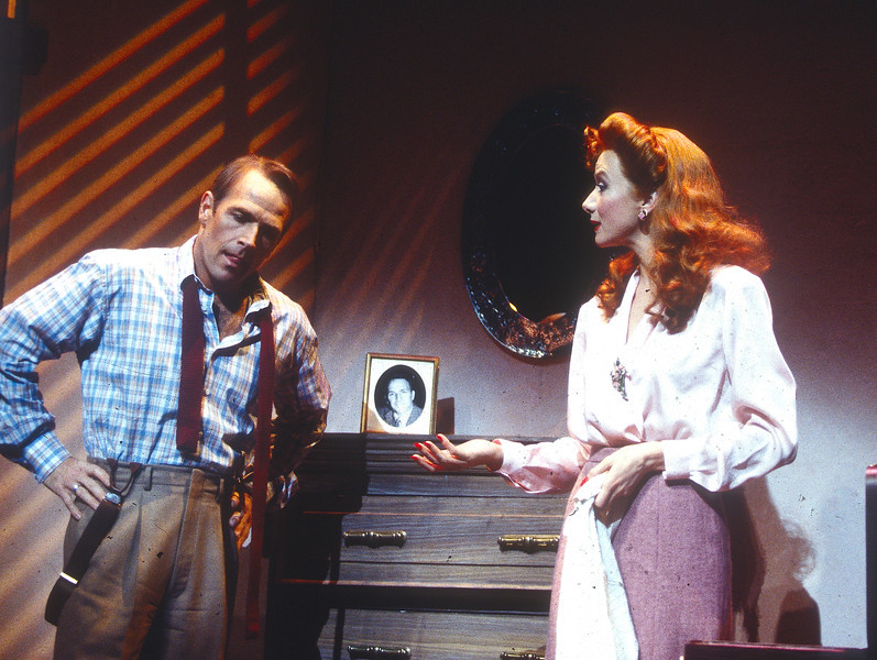 'City of Angels' Musical performed in the Prince of Wales Theatre, London, UK 1993