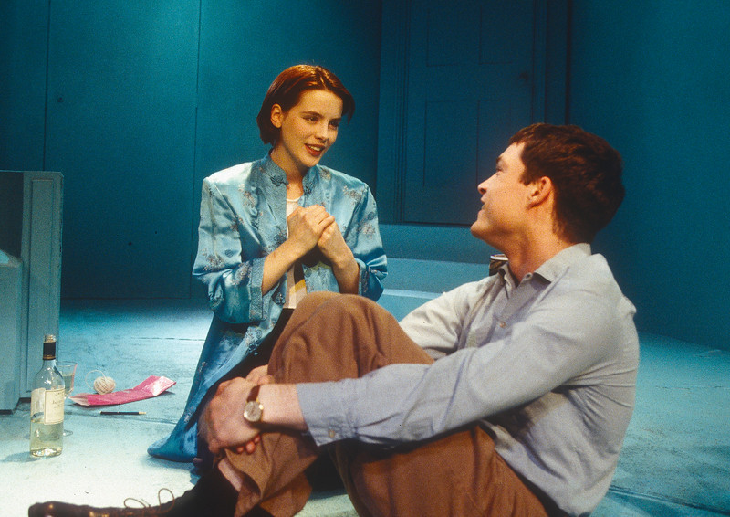 'Clocks and Whistles' Play performed at the Bush Theatre, London, UK 1996