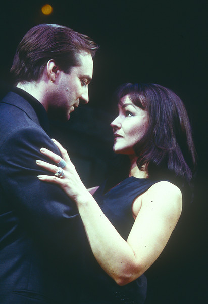 'Closer' Play performed at the Lyric Theatre, London, UK 1998