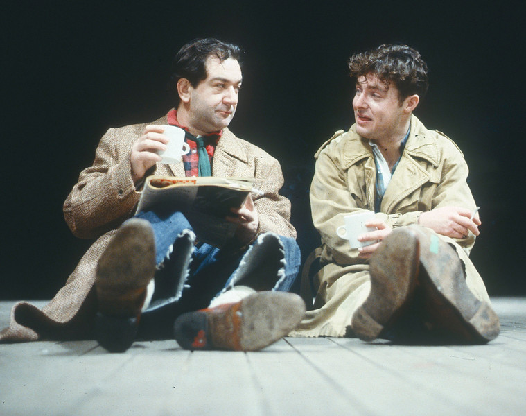'Colquhon ad Macbryde' Play performed at the Royal Court Theatre, London, UK 1992