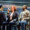 'Come From Away' Musical performed at the Phoenix Theatre, London, UK