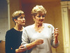 'Communicating Doors' Play performed at the Gielgud Theatre, London, UK 1995