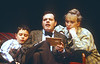 'Cryptogram' Play performed at the Ambassadors Theatre, London, UK 1994