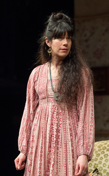 'Curtains' Play by Stephen Bill performed at the Rose Theatre, KIngston, UK