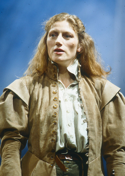 'Cymbeline' Play performed at the National Theatre, London, UK 1989