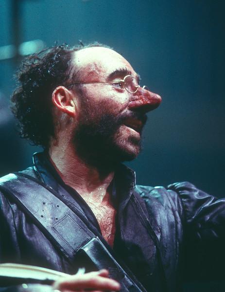 'Cyrano de Bergerac' Play performed by the Royal Shakespeare Company, UK 1997