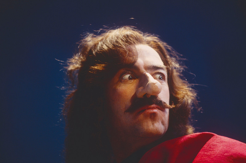 'Cyrano de Bergerac' Play performed at the Theatre Royal, Haymarket, London, UK in 1992