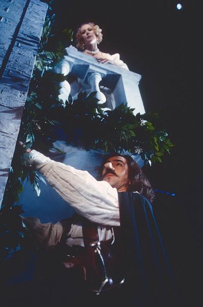 'Cyrano de Bergerac' Play performed at the Theatre Royal, Haymarket, London, UK in 1992
