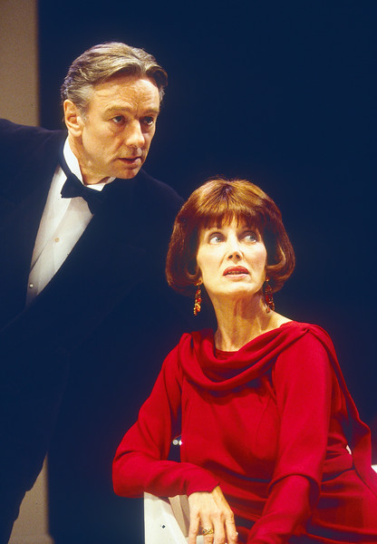 'Dangerous Corner' Play performed in the Minerva Theatre, Chichester Festival Theatre, West Sussex, UK 1994