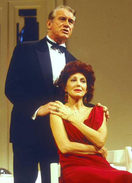'Dangerous Corner' Play performed at the Whitehall Theatre, London, UK 1995