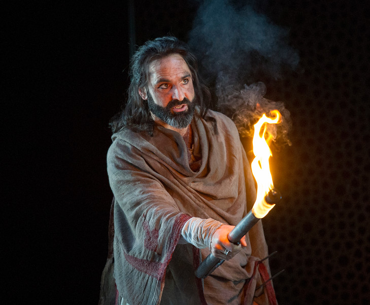 'Dara' Play performed in the Lyttelton Theatre at the Royal National Theatre