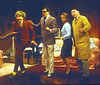 'Dead Funny' Play performed at the Savoy Theatre, London, UK 1995