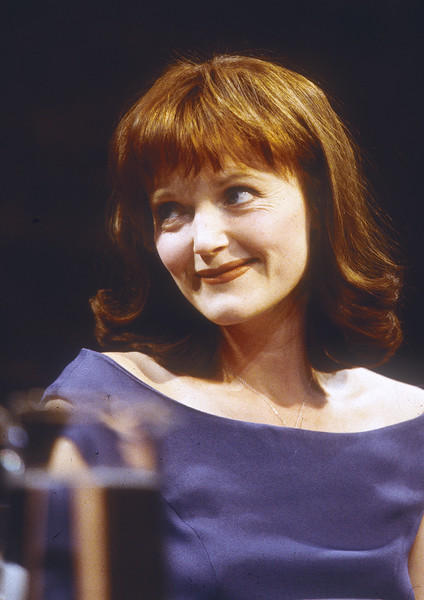 'Designated Mourner' Play performed in the Cottesloe Theatre, National Theatre, London, UK 1996
