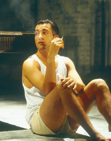 'Design for Living' Play performed in the Donmar Theatre, London, UK 1994