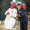 'Dick Whittington and his Cat' Pantomime performed at Hackney Empire Theatre, London UK