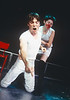 'Disco Pigs' Play performed at the Bush Theatre, London, UK 1997