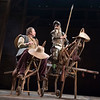 'Don Quixote' Royal Shakespeare Company production performed at the Garrick Theatre, London, UK