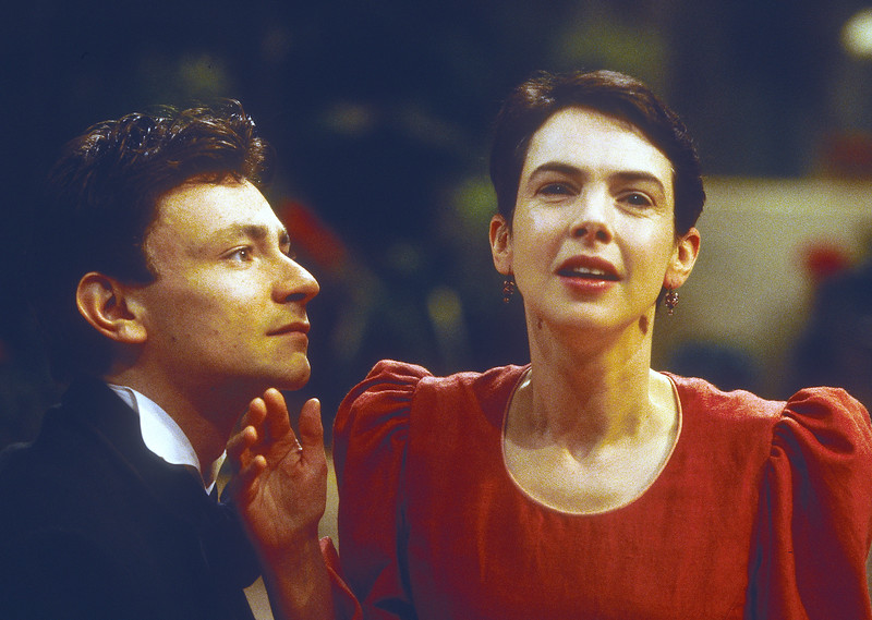 'Dona Rosita' Play performed at the Almeida Theatre, London, UK 1997