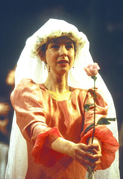 'Dona Rosita' Play performed at the Almeida Theatre, London, UK 1997