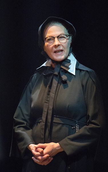 'Doubt, A Parable' Play performed at the Southwark Playhouse, London, UK