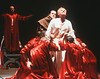 'Dr Faustus' Play performed by the Royal Shakespeare Company, UK 1989