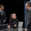 'Dry Powder' Play performed at Hampstead Theatre, London Uk