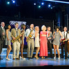 'Dusty' Musical about Dusty Sprinfield performed at the Charing Cross Theatre, London, UK