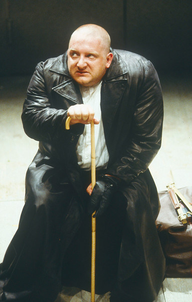 'Edward II' Play performed by the Royal Shakespeare Company, UK 1991