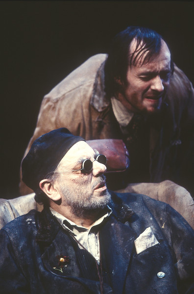 'Endgame' Play performed in the Donmar Theatre, London, UK 1996