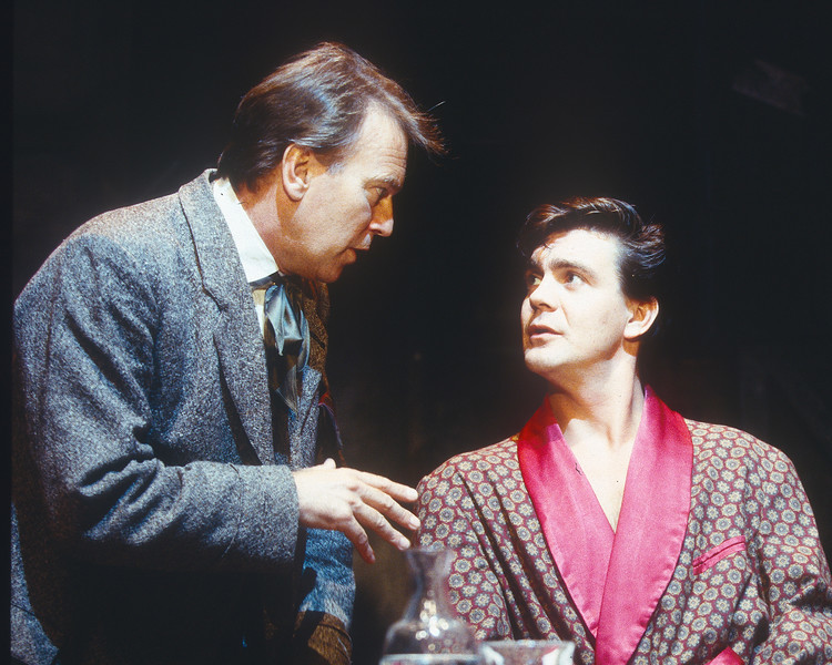 'Enter the Guardsman' Play performed in the Donmar Theatre, London, UK 1997
