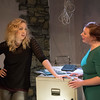 'Everything Between Us' Play by David Ireland performed at the Finborough Theatre, London, UK