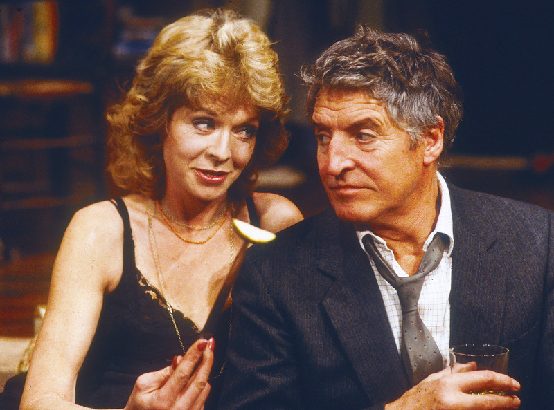 'Fatal Attraction' Play performed at the Theatre Royal, Haymarket, London, UK 1986