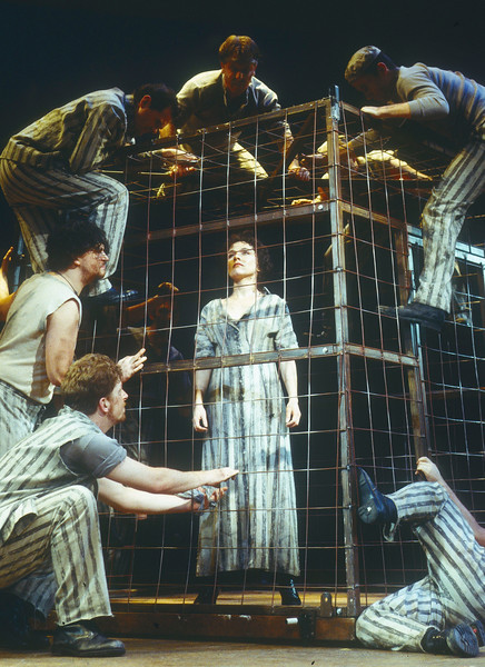 'Fields of Ambrosia' Musical performed in the Aldwych Theatre, London, UK 1996