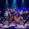 'Five Guys Named Mo' Musical performed at the MarbleArch Theatre, London, UK